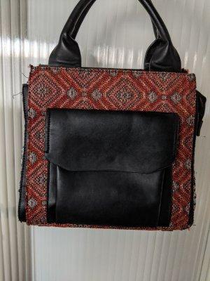 Bunte Handtasche