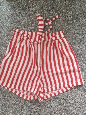 Bunte high Waist Shorts
