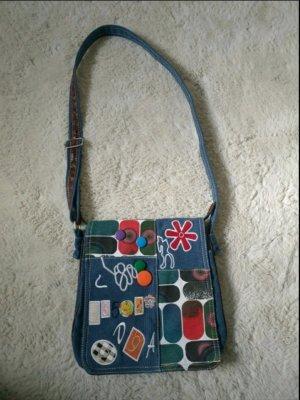 Bunte Kindertasche/Vintagetasche