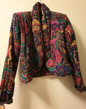 andere Marke Short Jacket multicolored