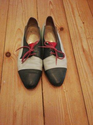 Admont Chaussures à lacets multicolore cuir