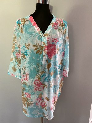 Tunic Blouse multicolored