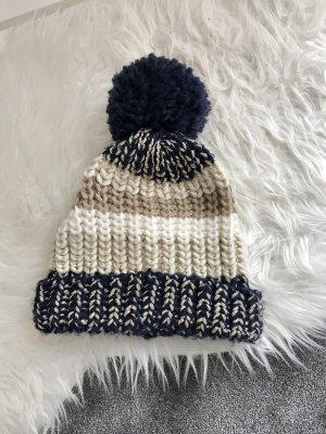 Primark Chapeau en tricot multicolore