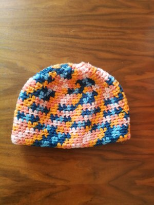 Etsy Beanie multicolored