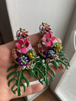 Statement Earrings multicolored