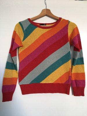 Bunte Pullover Retro Vintage Style
