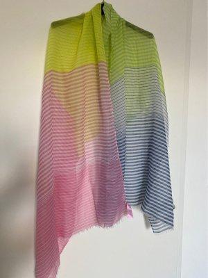 Tchibo / TCM Chal veraniego multicolor