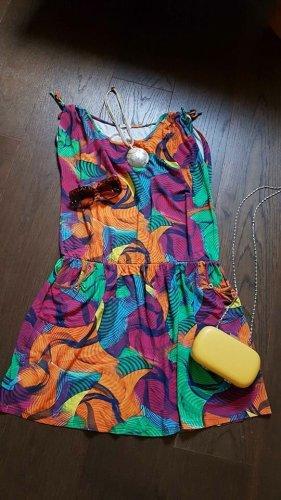 Bunte Sommer Kleid