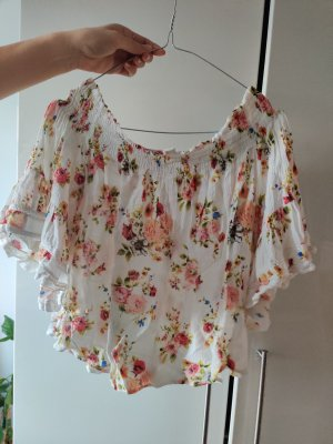 Bunte Sommerbluse