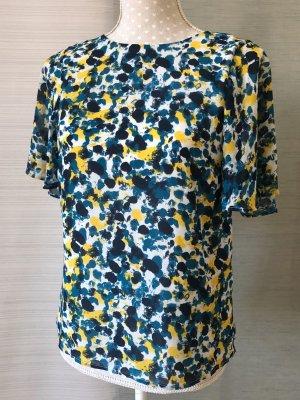 Bunte, sommerliche Bluse von H&M