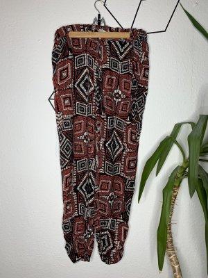 Clockhouse Pantalone alla turca multicolore