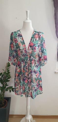 Bunte Strand Tunika Esmara Kimono luftig Gr. M/L 40/42