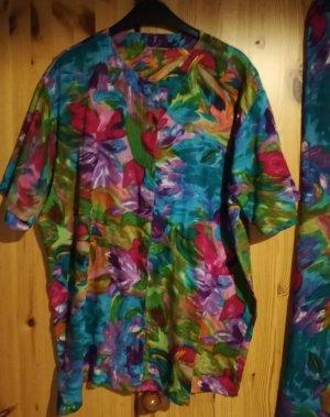 Ropa playera multicolor