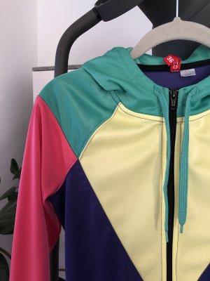 H&M Veste sweat multicolore