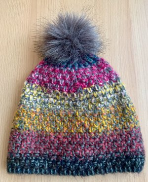 s.Oliver Knitted Hat multicolored
