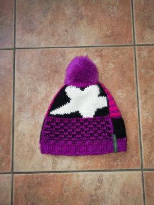 stöhr Knitted Hat multicolored