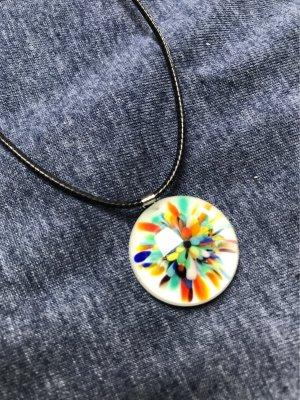 Medaglione multicolore