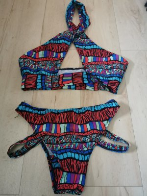 bunter Bikini