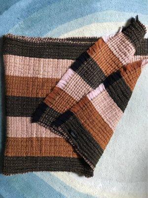 COS Wollen sjaal veelkleurig