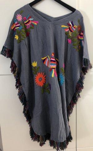 Sukienka plażowa Wielokolorowy