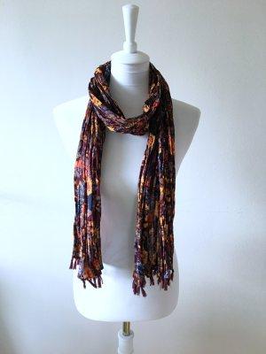 Esprit Gekreukte sjaal veelkleurig