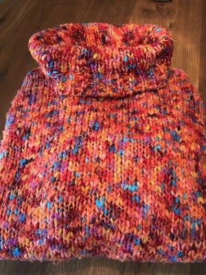 Bunter Pullover tolle leuchtende Farben