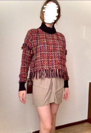 bunter Pullover von Zara