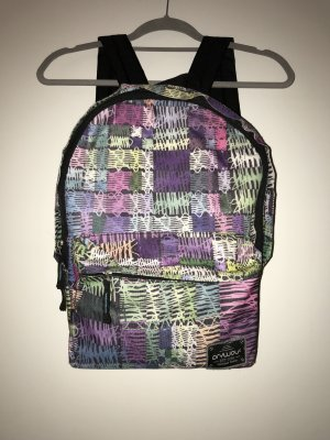 School Backpack multicolored