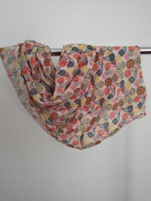 Esprit Bufanda tubo multicolor tejido mezclado