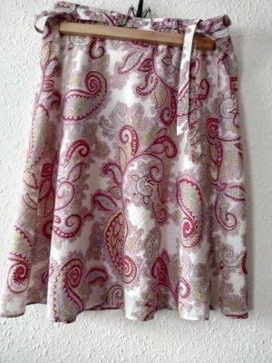 Tommy Hilfiger Midi Skirt multicolored cotton