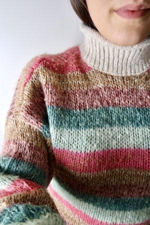bunter Vero Moda Pullover