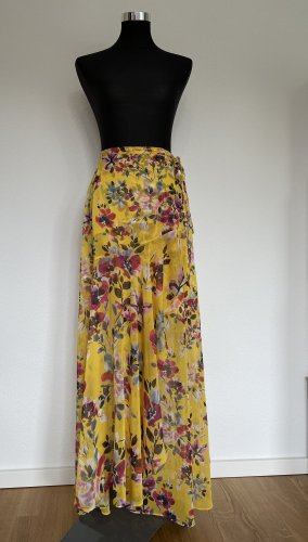 French Connection Wraparound Skirt multicolored