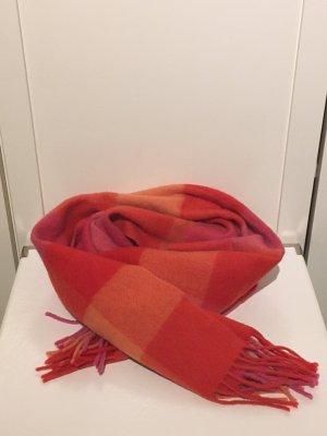 Codello Fringed Scarf multicolored cashmere