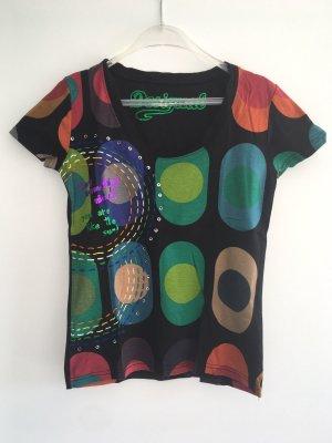 buntes Desigual T-shirt
