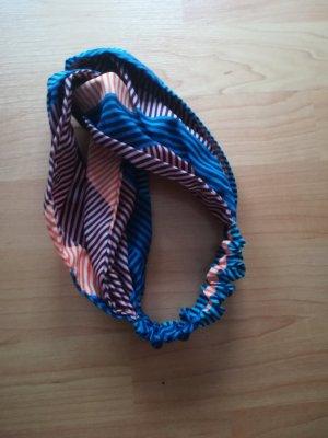 Panno di seta multicolore