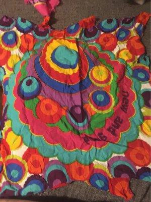 Desigual Fazzoletto da collo multicolore