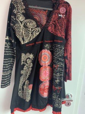 buntes Jerseykleid der Marke Desigual
