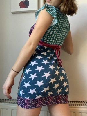 Desigual Mini Dress multicolored