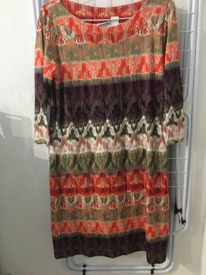 Amy Vermont Pencil Dress multicolored viscose
