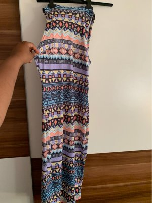 Zalando A Line Dress multicolored
