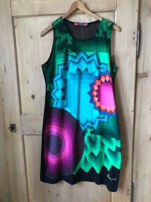 Buntes Kleid Desigual Gr. XL