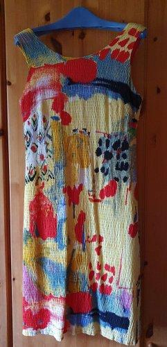 Inco Fashion Vestido Hippie multicolor Viscosa