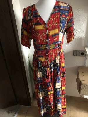 buntes Kleid / Sommerkleid / Maxikleid von Stop Over - Gr. S