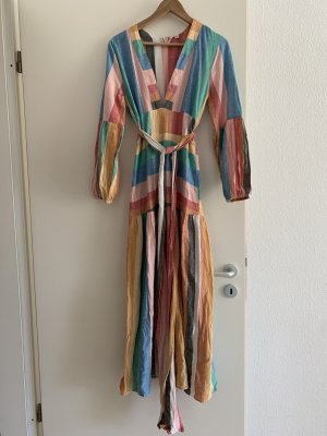 Billabong Hippie Dress multicolored linen