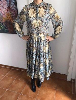 H&M Vestido largo multicolor