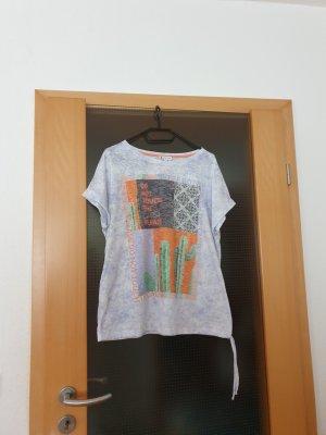 Street One T-shirt Wielokolorowy