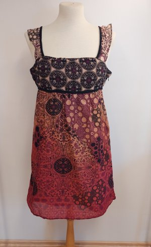 Promod Sukienka na ramiączkach magenta