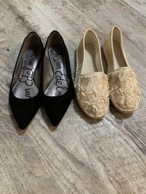 Buntes Schuhpaket