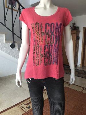 Volcom T-shirt salmone