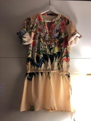 Lanidor Robe à paillettes multicolore